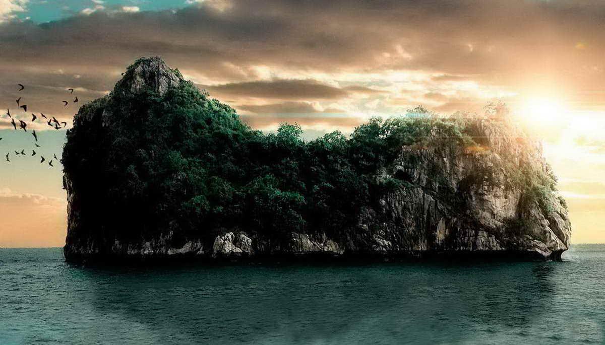 Остров на озере Рудольф в Кении, откуда не возвращаются
