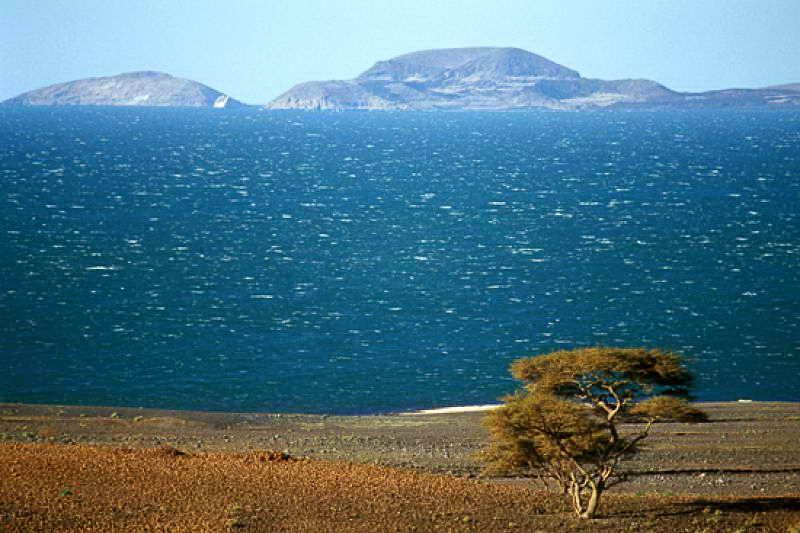 Озеро Рудольф Кения