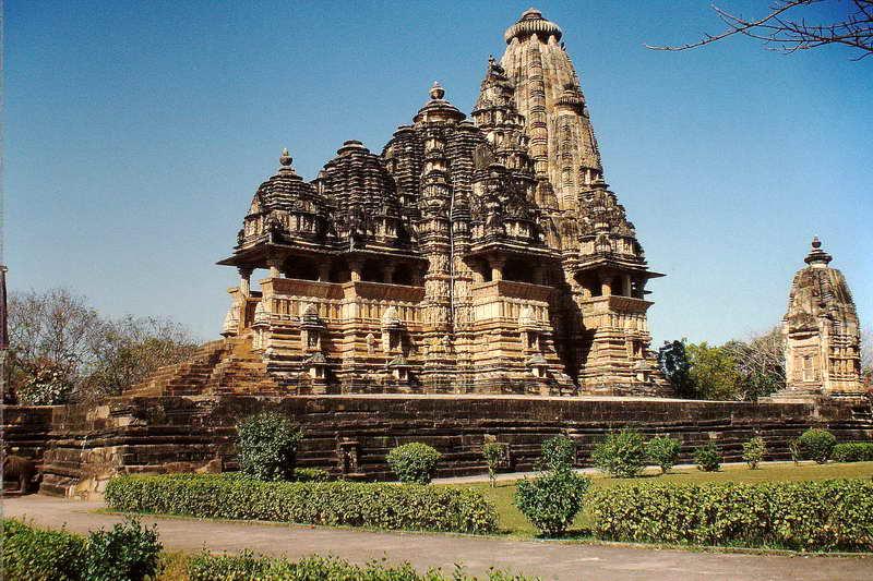 Храмовый комплекс Кхаджурахо