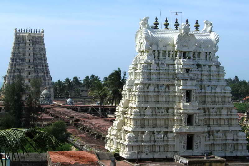 Храм Рамешварам Индия