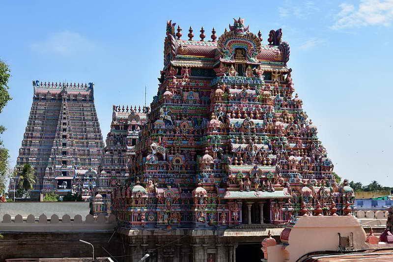 Храм Ранганатхи Индия