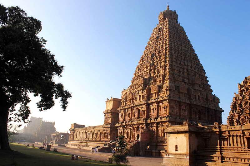 Храм Брахадисвара в Индии