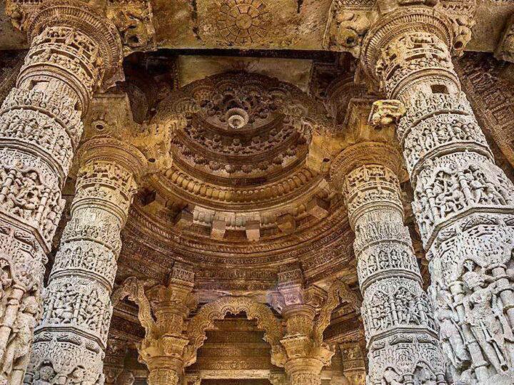 8 самых красивых храмов Индии