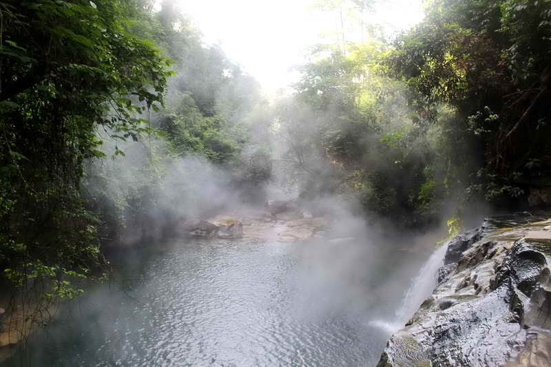 Кипящая река Шанай-Тимпишка