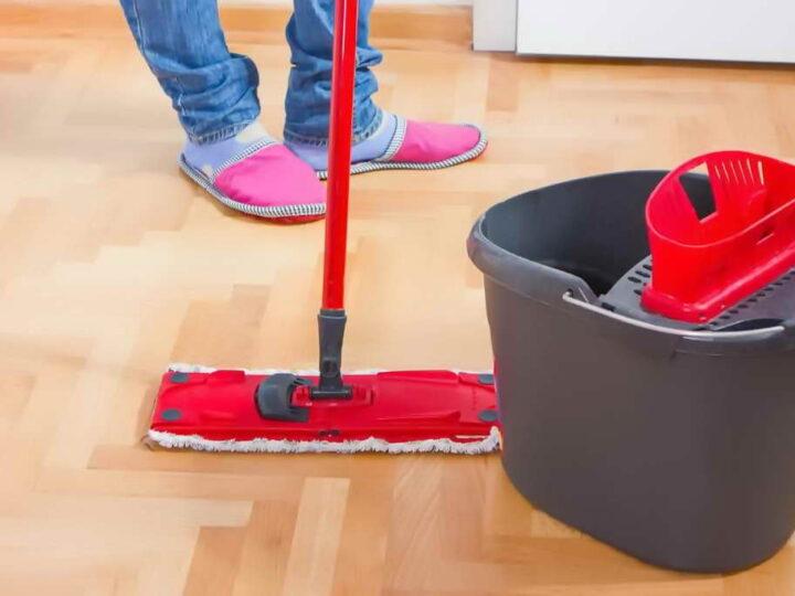 Как мыть пол, чтобы деньги водились в доме