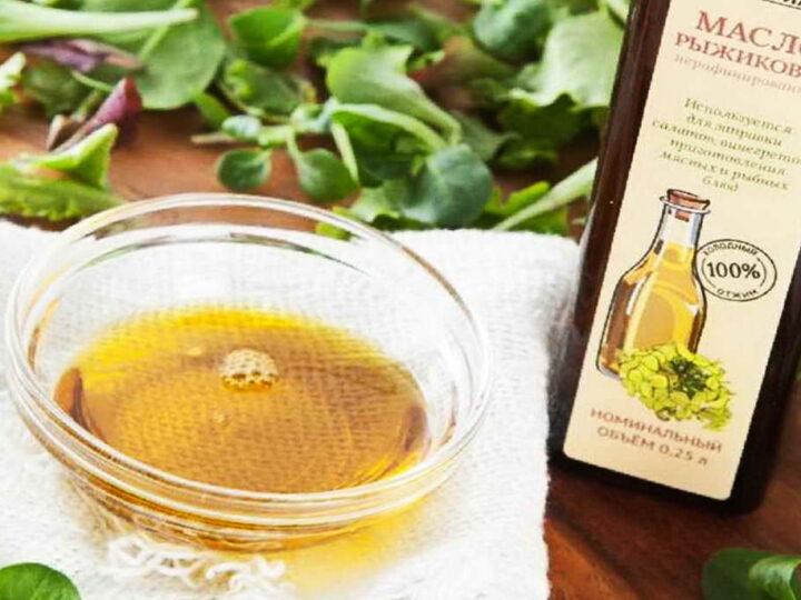 Что такое рыжиковое масло и в чем его польза